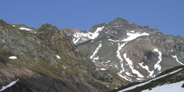 Walhorntörl und Weisspitze