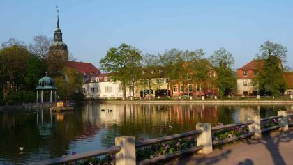 Kurpark in Bad Lauchstädt