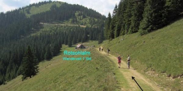 Rotsohlalm