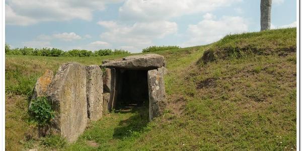 Steingrab an der Eichstädter Warte