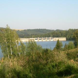 Kružberkstausee (Aug. 2011)