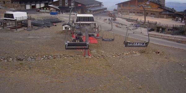 Skistation Borreguiles
