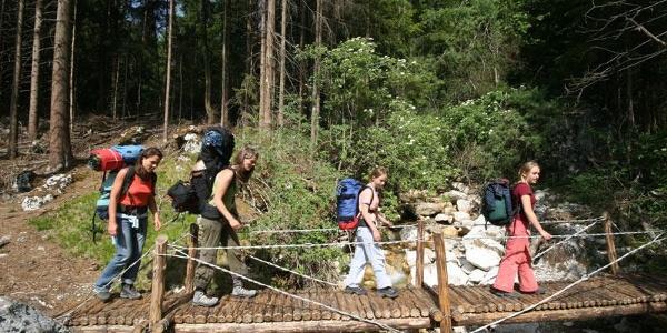 Zustieg Bayreuther Hütte
