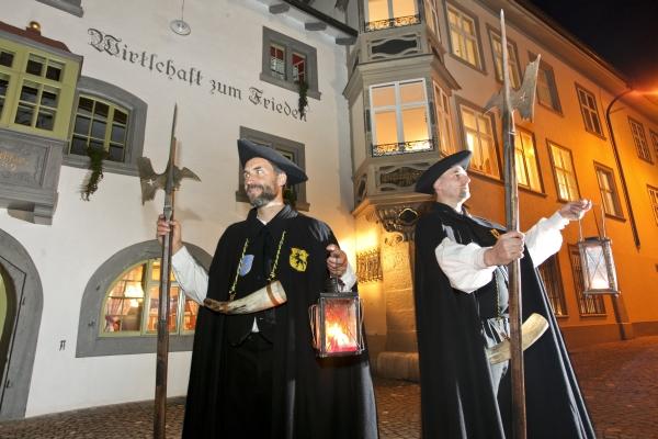 Nachwächterführung in Schaffhausen