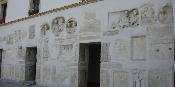 Lapidarium Schloss Seggau