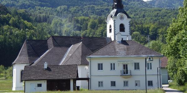 St. Johann i. Rosental, Pfarrkirche