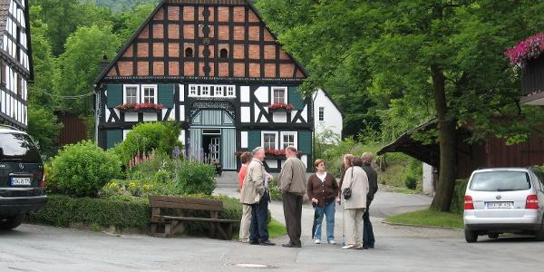 Historischer Fresenhof Titmaringhausen