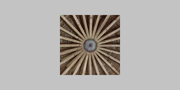 Dachstuhl der Kapelle Maria Himmelfahrt