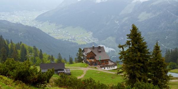 Gablonzer Hütte