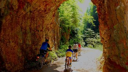 Hintergebirgsradweg, an experience for young and old
