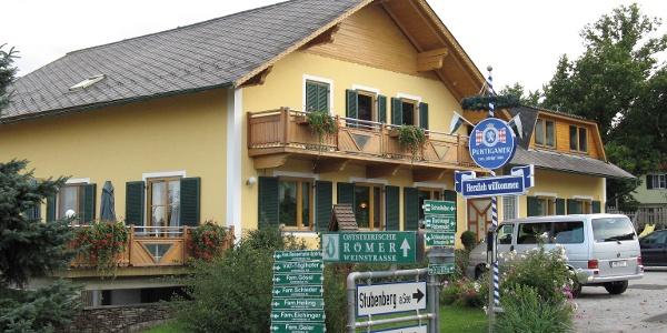 Gasthaus Schrank, Aussenansicht