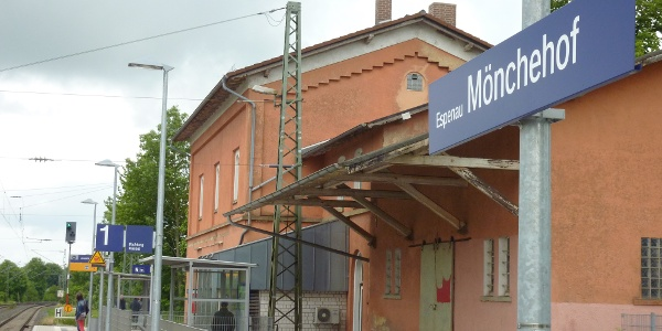 Bahnhof Espenau-Mönchehof