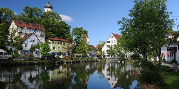 Sauweiher, Isny Vorstadt