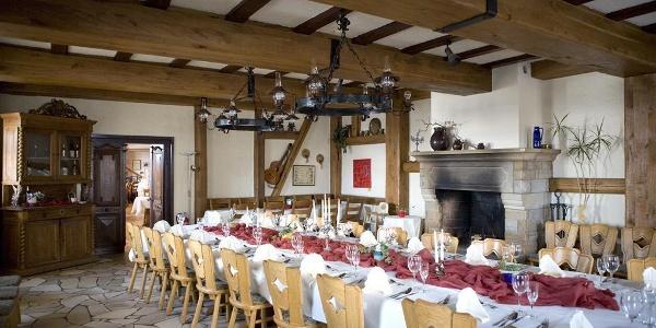 Burgrestaurant, Ansicht 3