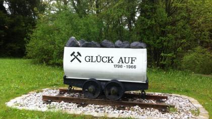 Das Markenzeichen der Stadt des Bergbaus - Penzberg