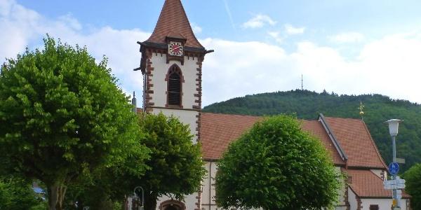 Pfarrkirche St. Blasius in Buchenbach