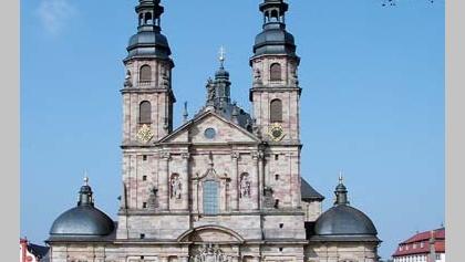Der barocke Dom in Fulda ist das Ziel unseres Pilgerwegs.