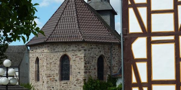 Kirche Niederkaufungen