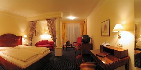 Hotelzimmer Kohlbecher