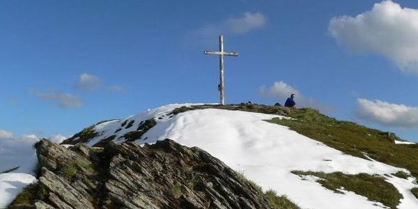 Gipfelkreuz Mölbegg