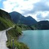 Entlang des Lago Ritom.
