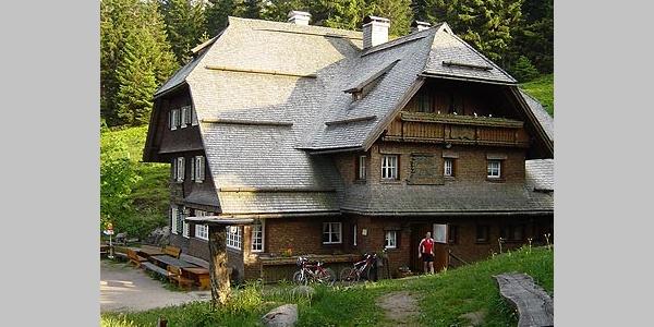 Ein uriges, originales Schwarzwald-Haus.