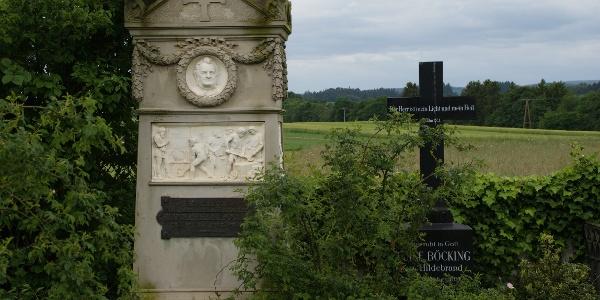 Denkmal Böcking