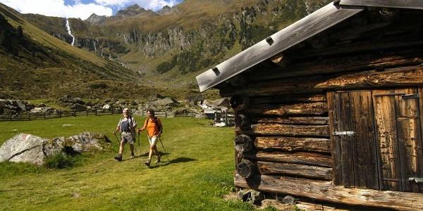 Karalm - Innsbrucker Hütte