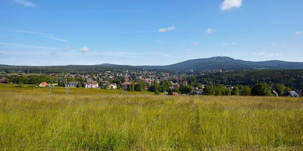 Blick zum Wurmberg