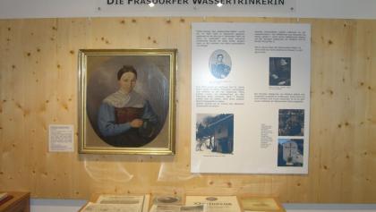 Im Frasdorfer Dorfmuseum