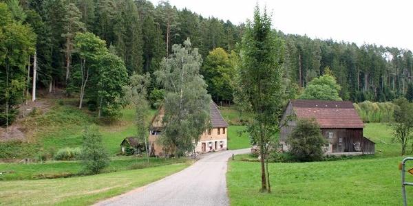 Die Zinsbachmühle