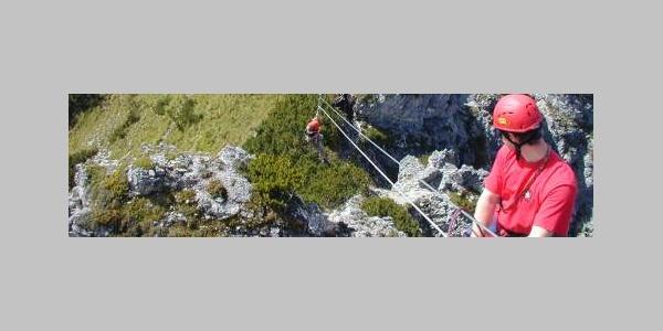 Kletterpark Kreuzjoch