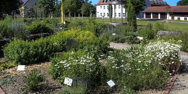 Kräutergarten Bad Grönenbach