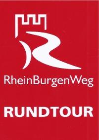 Markierungszeichen Rhein-Nahe Schleife