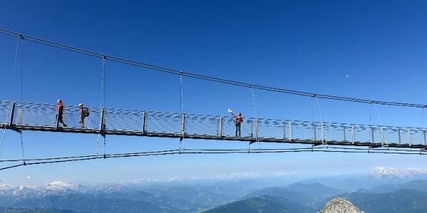 Sky Walk Dachsteingletscher