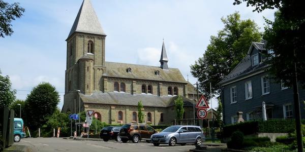 Sankt Clemens Kirche in Wipperfeld