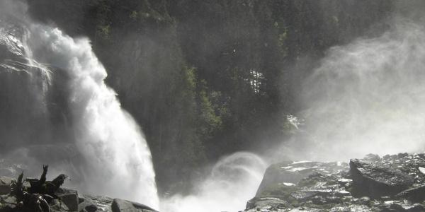 Unterster Krimmler Wasserfall