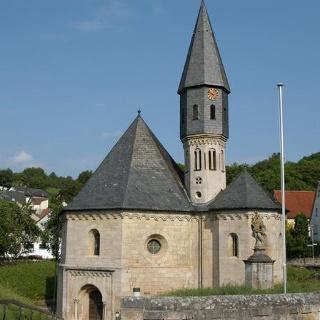 Achatiuskapelle in Hausen bei Grünsfeld