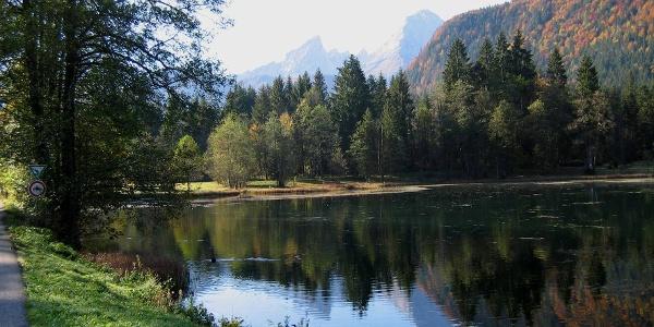 Berchtesgadener Radstern Nord - Hallthurm