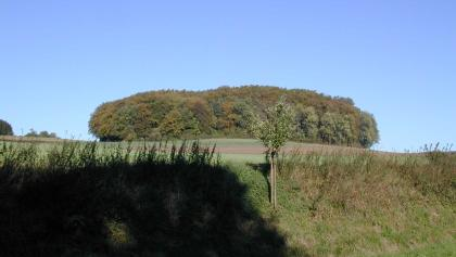 Landschaft in Stapelage