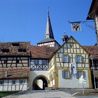 Kirchenburgmuseum Mönchsondheim - ein Blick in die Geschichte.