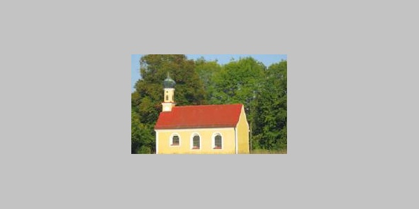 Eine Kirche auf unserer Strecke.