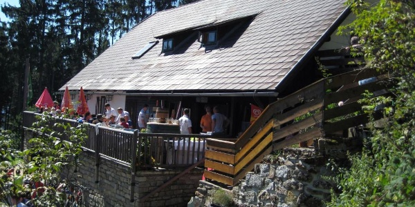 Nebelsteinhütte