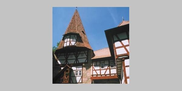 Meist fotographiert - das Rödelseer Tor in Iphofen.