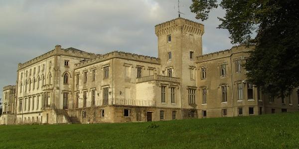 Das Herrenhaus in Varchentin