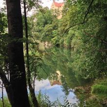 Schloß Gutenstein Donau