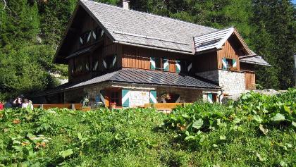 Rotgüldenseehütte