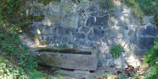 Brunnen am Büchereck