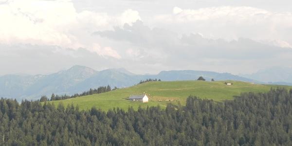 Hirschberg und Hirschbergalpe