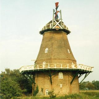 Windmühle Oldewage, Barver